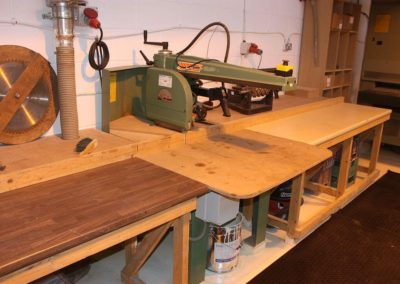 Woodwork Workshop 4in Cross Cut Saw