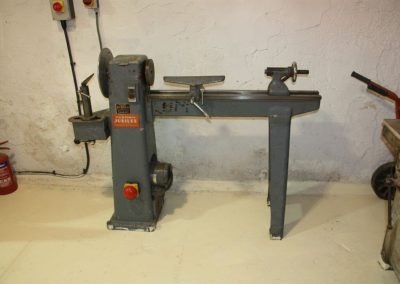 Woodwork Workshop Lathe