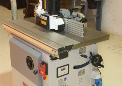 Woodwork Workshop Tilting Head Spindle Moulder B