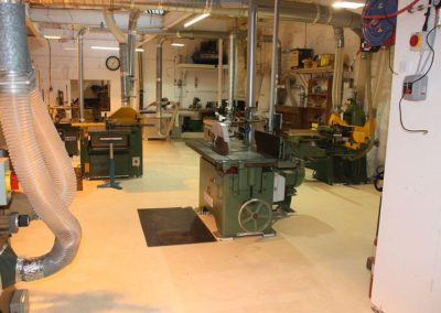 Woodwork Workshop View 6